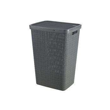 Curver Jute Box Dark Grey 58l 43x34x58.2cm
