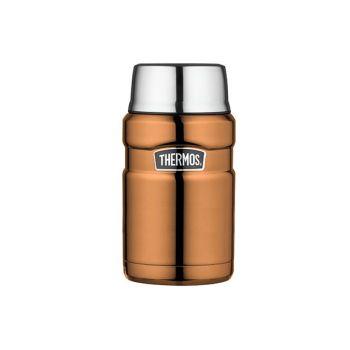 Thermos King Food Jar  Xl Copper 710ml