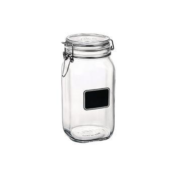Bormioli Fido Glastopf Lavagna 1,5l
