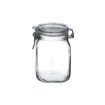 Bormioli Fido Einkochglas 75cl Set6 D10,6cm