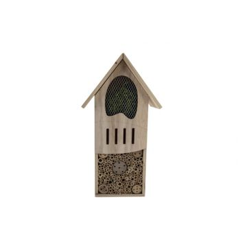 Cosy @ Home Haus Insects Natural 24x10xh45cm Holz