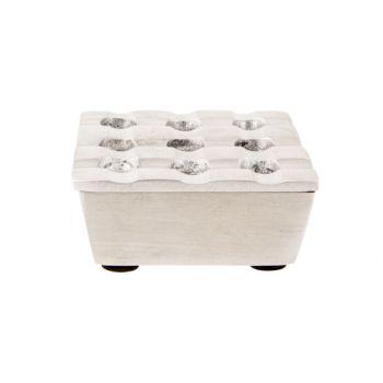 Cosy & Trendy Square Aschenbecher 7,5x7,5xh3,5cm Mat