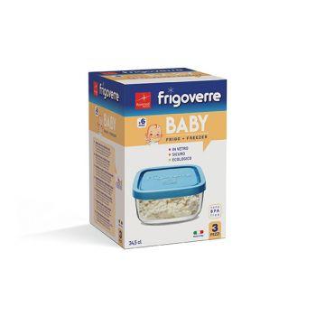 Bormioli Frigoverre Frischhaltedose 34,5cl Set 3
