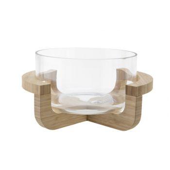 Cosy & Trendy Salatschussel 30x25xh15,3cm Glas