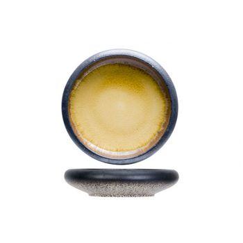 Cosy & Trendy Fervido Yellow Aperoschalchen D9,6xh3,5