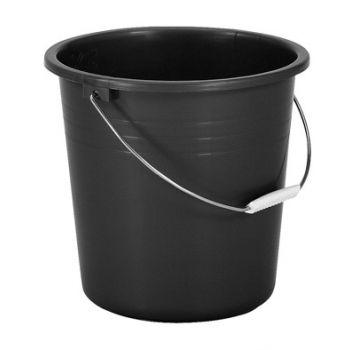Curver Bucket Budget Anthracite 13l 28x31x26cm
