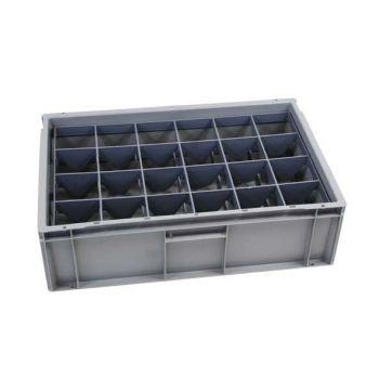 Allibert Vr 24 Glaslagerkasten 600x400x175mm
