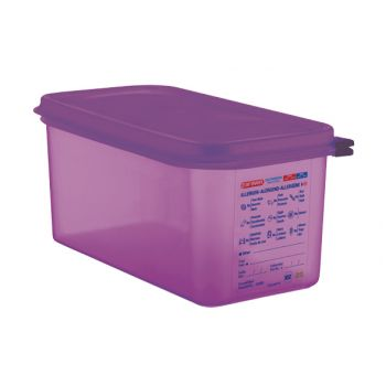 Araven Food Cont Airtight Gn 1-3 Purper 6l