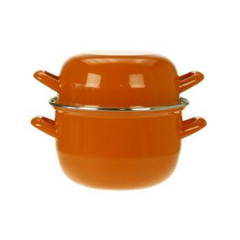 Cosy & Trendy For Professionals Muscheltopf 1,2kg Orange 2,8l D18cm