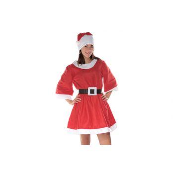 Cosy @ Home Luxus Weihnachts Kleid 3st L80cm
