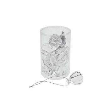 Cosy @ Home Diamant Acryl 3cm  Pvc Tube