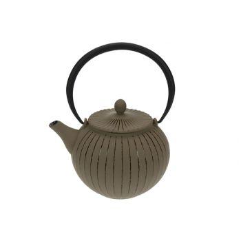 Cosy & Trendy Teekanne Gußeisen 1,2l Lantern Beige