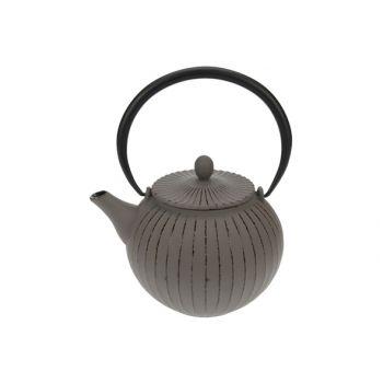 Cosy & Trendy Teekanne Gußeisen 1,2l Lantern Grey