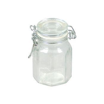 Cosy & Trendy Jar Glass Octo D4,5xh8cm - 100ml