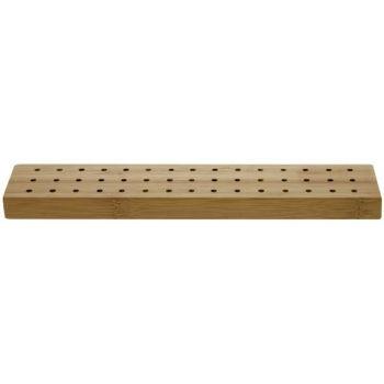 Stick It Vcc Brett Mit 45 Locher 32,5x6xh2cm Bambus