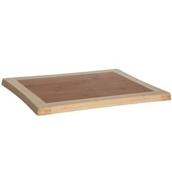 Cosy & Trendy Benin Cutting Board Bamboo Rect39x30x1,8