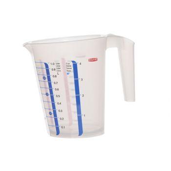 Curver Chef@home Measuring Bowl 1l Transp, Pp