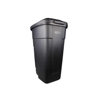 Curver AbfallbehÄlter Schwarz 110l 58x52xh88cm