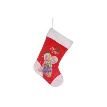 Goodmark Weihnachtsstrumpf Princess Soft 38cm