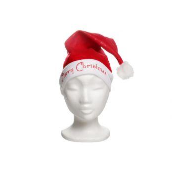 Goodmark Weihnachtshut Filt Print Merry Christmas