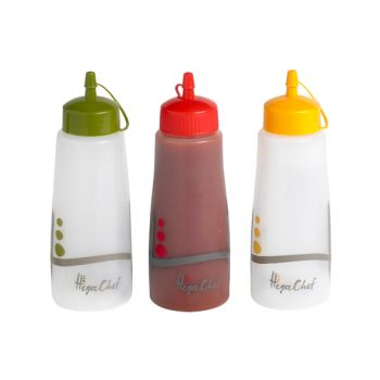 Hega Hogar Dosierflasche 50cl Gradue-decor-3 Types