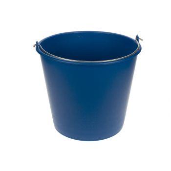 Hega Hogar Eimer Blau 12l D28cm -h 25cm Flexibel