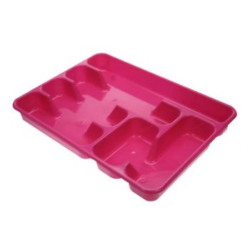 Hega Hogar Capri Cutlery Tray 39.5x29.5x5cm