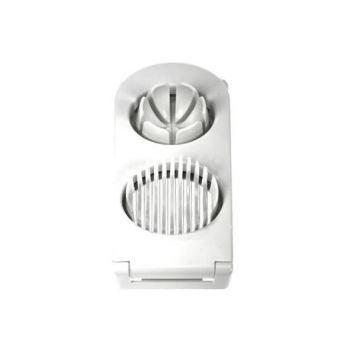 Cosy & Trendy Eierschneider 2-fach Weiß Kunststoff