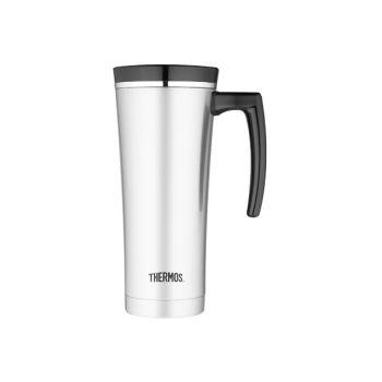 Thermos Premium Travel Mug 470ml Schwarz