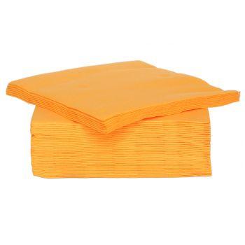 Cosy & Trendy For Professionals Ct Prof Napkin Tt S40 25x25cm Orange