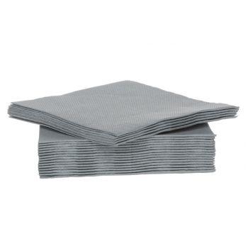 Cosy & Trendy For Professionals Ct Prof Napkin Tt S40 25x25cm Grey