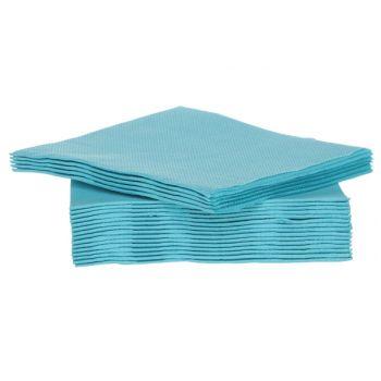 Cosy & Trendy For Professionals Ct Prof Napkin Tt S40 25x25cm Turquoise