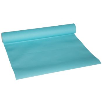 Cosy & Trendy For Professionals Ct Prof Table Runner Turquoise 0,4x4,8m