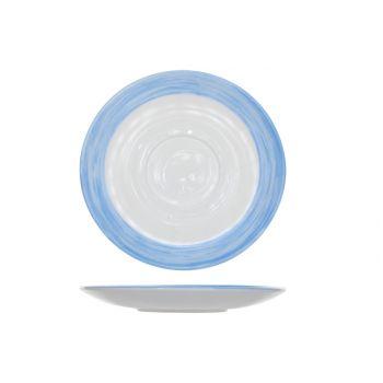 Arcoroc BÜrste Saucer Blau 14cm