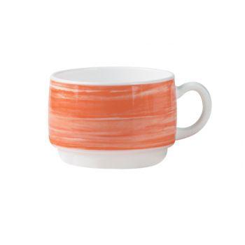 Arcoroc BÜrstentasche Orange 19cl