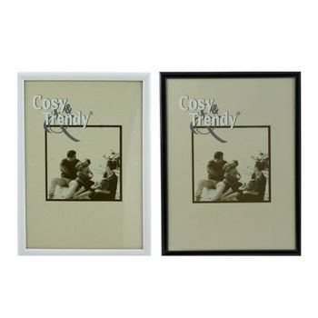Cosy & Trendy Fotokader Types Black/white 30x40cm