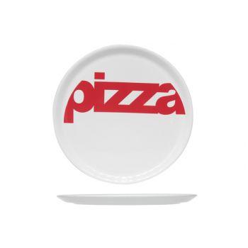 Cosy & Trendy Weisse Pizza-platte D29cm