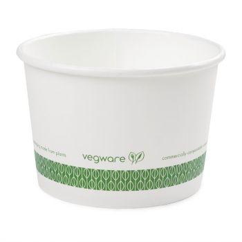 Vegware composteerbare bakjes 45.4cl
