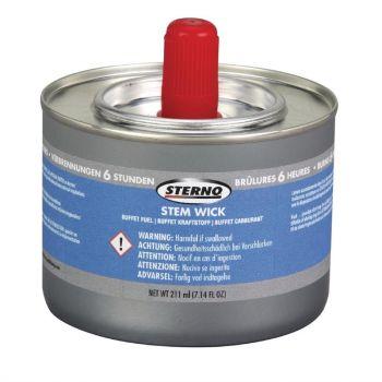 Sterno Superwick vloeibare brandpasta 6 branduren (12 stuks)