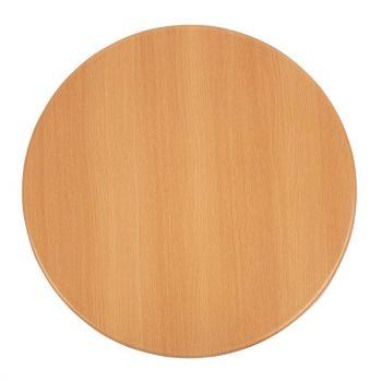 Bolero rond tafelblad beuken 60cm