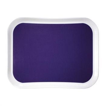 Cambro Versa Lite Century Fun polyester dienblad paars 43cm