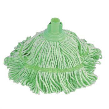 Jantex antibacteriële mop groen