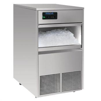 Polar G-serie ijsblokjesmachine 50kg output