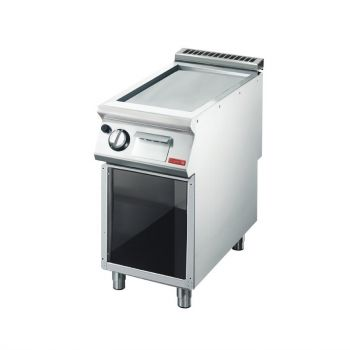 Gastro M 700 plus gas bakplaat GM70/40 FTGS