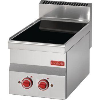 Gastro M 600 elektrische keramische kookplaat 60/30PVE