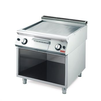 Gastro M 700 plus gas bakplaat GM70/80 FTGS