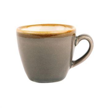 Olympia Kiln espressokopjes grijs 8.5cl