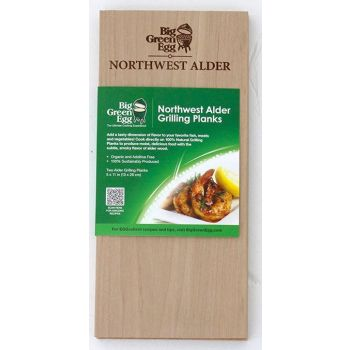 Big Green Egg Northwest Alder Grill Plank 28cm