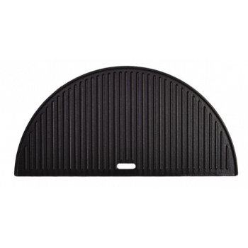 Kamado Joe Half Grillplatte Gusseisen Big Joe BJ-HCIGRIDDLE