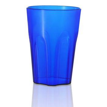 Omami blaues Glas 25cl